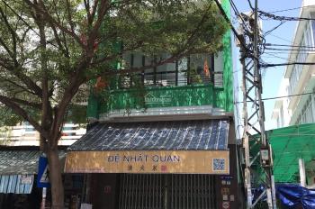 Cho thuê nhà 3 tầng măt tiền Lê Quý Đôn phường Tân Lập Nha Trang 35 triệu/tháng