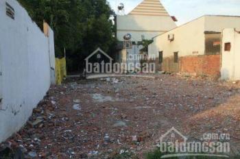 Bán lại lô đất 130m2 đường Trần Văn Chẩm, huyện Củ Chi, giá 870tr sổ hồng riêng