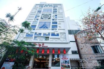 Cực sốc bán nhà mặt phố Hùng Vương, Q. 5, DT: 8x25m, 4 lầu, giá thuê 1,68 tỷ/năm