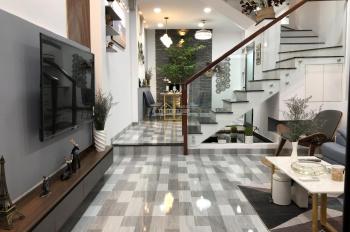 Nhà phố thiết kế tuyệt đẹp với không gian xanh đáng sống tại Gò Vấp