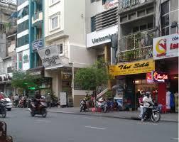 Bán nhà mặt tiền kinh doanh đường Hồ Văn Huê, Phường 9, Q. Phú Nhuận, DT: 10x23m (nở hậu: 21m)
