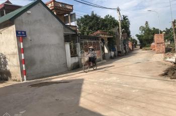 Bán đất thổ cư mặt đường làng xã Cát Quế, đường rộng 6m, ô tô tránh, có thể mở cửa hàng