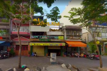 Cho thuê mặt bằng kinh doanh quán ăn, nhà hàng mặt tiền Võ Văn Kiệt quận 1, khu tập trung ăn uống