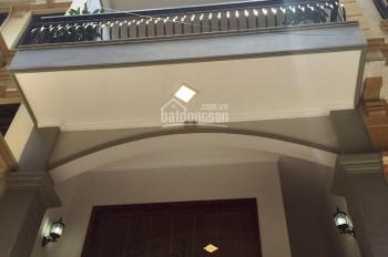 Cho thuê nhà gara ô tô trong ngõ 32 Phạm Thận Duật, diện tích 60m2 x 5 tầng, ngõ rộng rãi đẹp