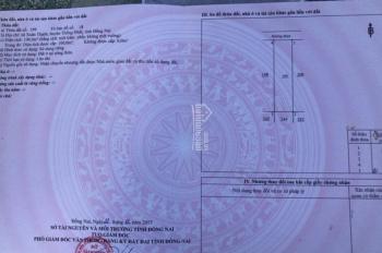 Bán đất nền nhà TT Dầu Giây, Thống Nhất, Đồng Nai, LH: 0909810793 - Yên