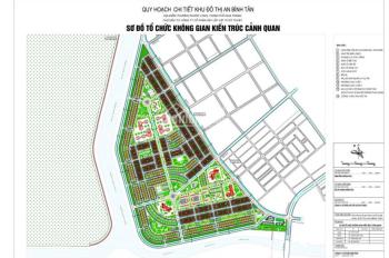 Bán lô đất L18B, đường T-8, Đông Nam, KĐT An Bình Tân Nha Trang, giá 25.500.000/m2, LH 0938161427