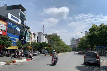 Hiếm ở MP Trần Quốc Hoàn, CG - phố đôi, vỉa hè rộng, kd sầm uất ngày đêm - 135m2 x 2T - chỉ 16 tỷ