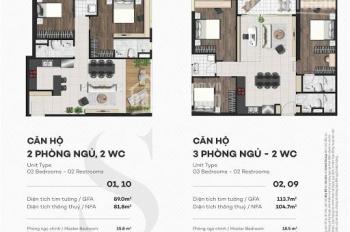 Căn hộ view sông Sài Gòn bán lỗ giá chỉ từ 3 tỷ /73m2, căn hộ cao cấp Quận 7