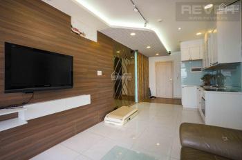 Bán gấp căn hộ Riva Park 83m2, 2PN, 2WC full nội thất như hình. Căn góc view Bitexco và sông