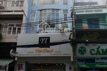 Bán gấp nhà mặt tiền Hoàng Văn Thụ, P8, Phú Nhuận, DT: 4.7x36m, giá 24 tỷ (TL) LH: 0916418429