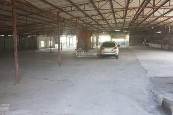 Cho thuê xưởng tại Chánh Phú Hoà, TX Bến Cát, Bình Dương