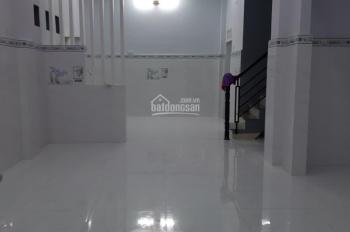 Cho thuê nhà hẻm Văn Thân, 4x10m, 1 lầu 2 phòng ngủ
