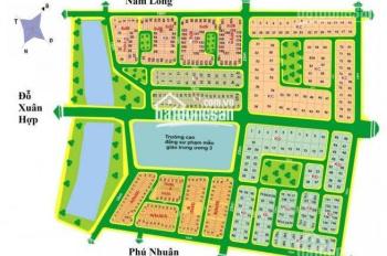 Chính chủ sang gấp lô đất KDC Kiến Á, Phước Long B, Q. 9, thổ cư 100m2 chỉ 2,4tỷ, SHR, 0904131306