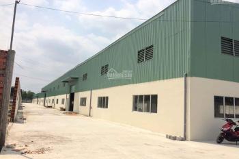 Cần bán 4 xưởng mới đường Số 4, Đức Hòa - Long An
