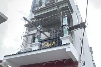 Bán góc 2 mặt tiền đường Lương Văn Can P15 Q8, DT: 4.5m x 17m, trệt 3 lầu