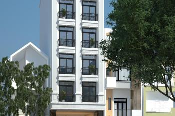 Bán nhà mặt phố Đỗ Quang, Trung Hòa, Vũ Phạm Hàm. DT 140m2 x 8 tầng, giá 40 tỷ