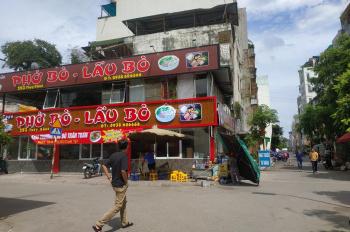 Bán 100m2 đất, mặt tiền 15m, lô góc 3 mặt đường ô tô, đối diện bệnh viện Thu Cúc - Thụy Khuê, 32 tỷ