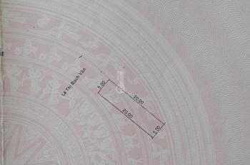 Bán đất mặt tiền đường Lê Thị Bạch Vân khu Memory, phường Phước Nguyên 100m2