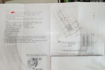 Bán nhà mặt tiền đường Phạm Văn Chí giá 17 tỷ có thương lượng