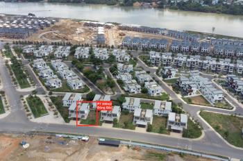 Bán biệt thự song lập P7 300m2 SwanBay đã sổ hồng, đường lớn 22m, có công viên trường học, giao thô