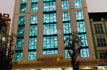 Cho thuê tòa nhà mặt phố Mỹ Đình - Sông Đà Quận Nam Từ Liêm; 180m2 * 9 tầng 280tr/1 tháng