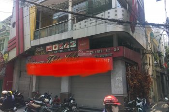 2 Mặt tiền Nguyễn Thiện Thuật, Q3, (12m x 6m), 5 tầng