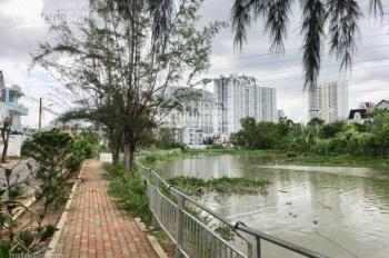 Đất trung tâm quận 7 liền kề trung tâm hành chính, diện tích 8 x 20m, giá 72 tr/m2