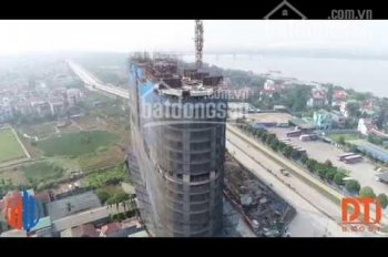 Chỉ 1.8 tỷ sở hữu ngay căn hộ 2PN tại quận Tây Hồ, view cầu Nhật Tân, nhận ngay CK 3%. 0911452823