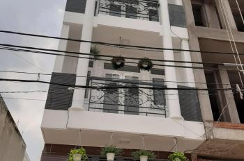 Nhà mới xây khu dân cư Bình Phú 4x16m, 3 lầu, 5PN mới tinh làm văn phòng ở