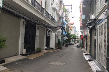 Cho thuê nhà mặt tiền Nguyễn Văn Đậu gần Phan Đăng Lưu, 35 triệu/tháng, 4 lầu