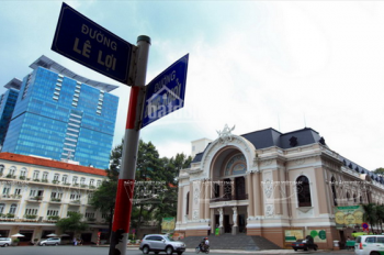 Bán nhà mặt tiền đường Võ Văn Tần - Trường Định, Q3, DT 3.8x18m vuông vức