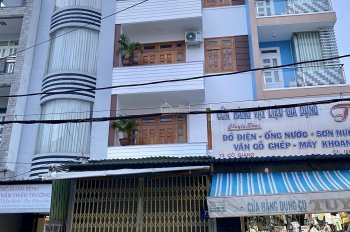 Minh Khôi - Bán nhà mặt tiền đường Cô Giang, phường 4, Tp. Vũng Tàu