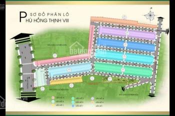 Bán đất dự án Phú Hồng Thịnh 8 - Phường Bình Chuẩn