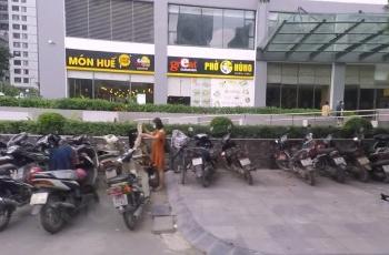 Chính chủ cho thuê kiot chân tòa Imperia Nguyễn Huy Tưởng. Diện tích 153m2, 589.916,5 đ/m²/th