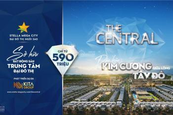 Nhận cọc vị trí đẹp Stella Mega City Cần Thơ - giá gốc CĐT - tặng voucher 50tr - CK khủng tới 10%