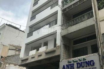 Bán tòa nhà MT Lê Văn Sỹ - Trần Quang Diệu Q.3 DT: 11X33m 1 hầm + 9 tầng HĐ 500 triệu/m2 giá 120 tỷ
