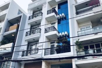Bán nhà mặt tiền đường Hồng Lĩnh - Đồng Nai, P15, Quận 10. DT: 4x30m, 3 lầu, giá bán: 21 tỷ TL