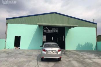 Bán nhà xưởng 1400m2 mới 100% ngay khu du lịch Đại Nam thuôc Tân Định, Bến Cát