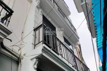 Chưa đến 3 tỷ có nhà cực đẹp phố Minh Khai, diện tích 33m2, 4 tầng, mặt tiền 4,1m
