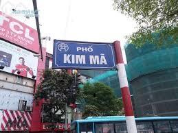 Bán nhà Kim Mã 30m2 * 4 tầng - Cách mặt phố 20m, mặt tiền 4m. Giá 2.9 tỷ