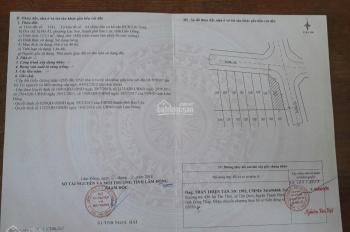 Bán đất lô góc 2 mặt tiền dự án Bảo Lộc Capital!