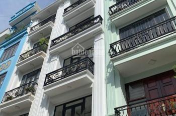 Bán nhà 5 tầng khu hưu trí, đường Bà Triệu, Hà Đông, HN. 37m2 ô tô cách nhà 5m, LH 0988127556