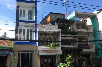 Bán nhà mặt tiền 68m2 mới xây trệt, 2 lầu và sân thượng, 5 phòng ngủ, đường Hưng Phú P9 Q8