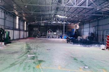Kho xưởng 800m2(18x45m) đường xe tải 20 tấn gần Nguyễn Ái Quốc P. Hố Nai, Biên Hoà, 0888356272 Hoà