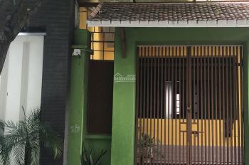 Cho thuê nhà 4 tầng đầu ngõ Trần Quang Diệu, quận Đống Đa, khu phân lô Văn Phòng Chính Phủ, DT 95m2
