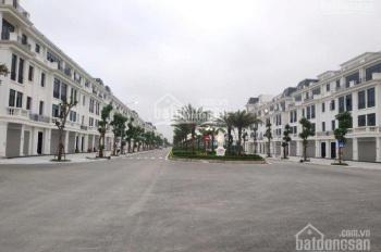 Bán nhà liền kề mặt đường lớn, khu đô thị Vân Canh HUD Hoài Đức, Hà Nội, điện thoại: 0915.182.666
