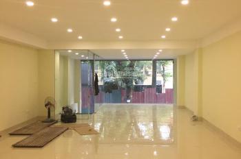 Cho thuê nhà mặt phố Thợ Nhuộm - Hoàn Kiếm: Diện tích 50m2 x 5 tầng, mặt tiền 5m, nhà mới, KD tốt