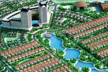Bán biệt thự Vinapol Vườn Cam Hoài Đức Hà Nội, giá đầu tư