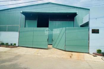 Cho thuê kho xưởng 800m2, cách đường Nguyễn Ái Quốc 750m, xe tải 20 tấn vi vu, phường Hố Nai