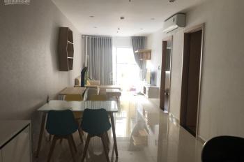 Cho thuê căn hộ 78m2, 2PN, 2WC, căn hộ hoàn thiện, giá 10tr/tháng. 0908 151 779